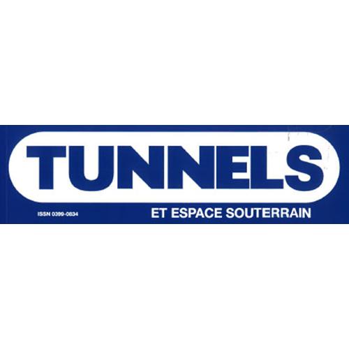 TUNNELS ET OUVRAGES SOUTERRAINS PDF
